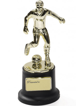 Football Award Trophy 4.5""