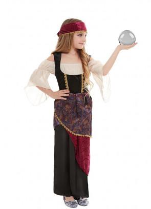 Fortune Teller Costume - Girls