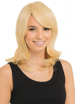 Blonde Francesca Wig - Styleable