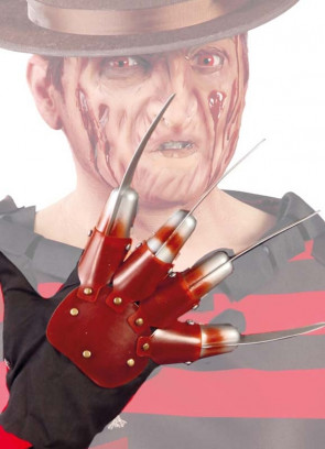 Adult Freddy Fright Nail Glove