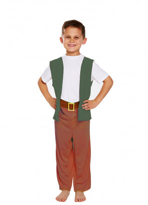 Friendly Giant Costume