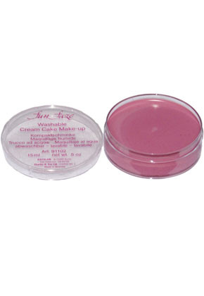 Kryolan Fun Faze Face Paint 15ml Pink Tub