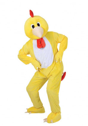 Giant Funky Chicken Costume