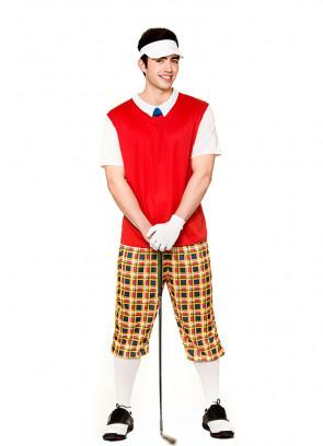 Funny Pub Golfer