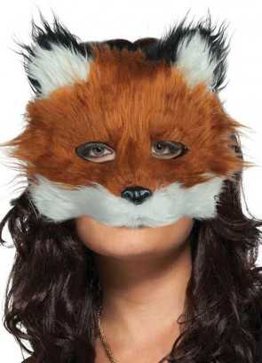 Furry Fox Mask