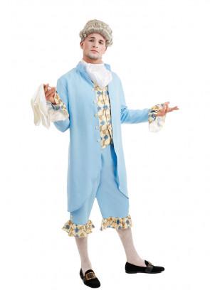 Georgian Gent Costume