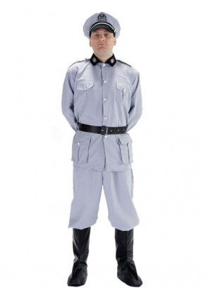 German WWII Officer Costume