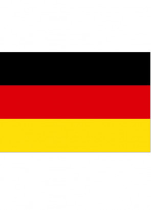 Germany Flag 5x3