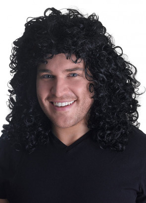 70s Glam Rock Wig (Michael Jackson Thriller)