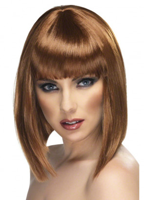 Glam Brown Wig