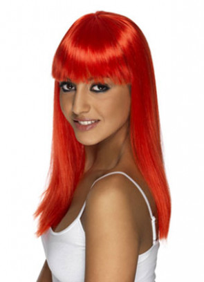Glamourama Wig - Red