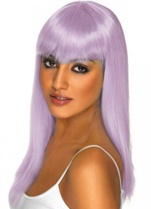 Glamourama Wig - Lilac