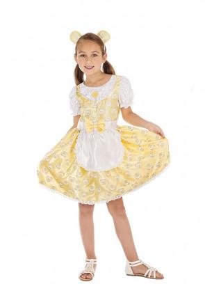 Goldilocks Satin Costume