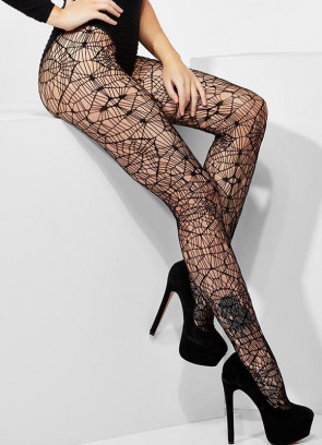 Crochet Tights - Dress Size 6-14