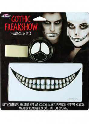 Gothic Freakshow Make-up Kit