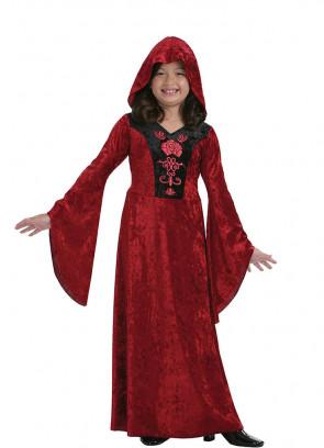 Gothic Vampire Princess Costume