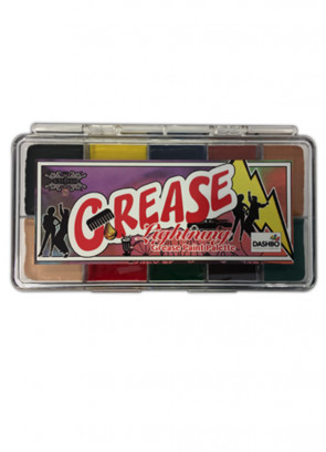The Ultimate Grease Lightning Palette