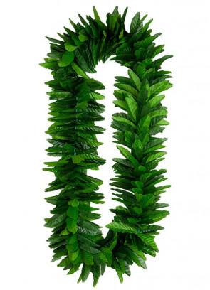 Green Leaf Hawaiian Lei