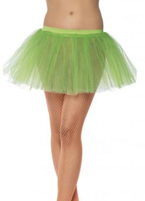 Green Tutu - Dress Size 6-12