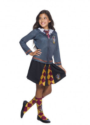 Gryffindor Pleated Skirt - Girls - Harry Potter