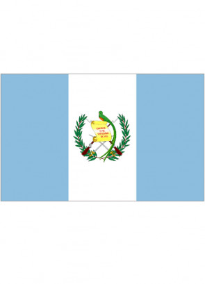 Guatemala Flag 5x3