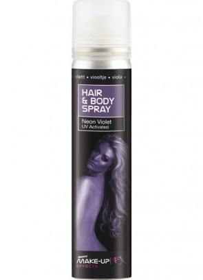 Hair and Body Spray (Violet UV)