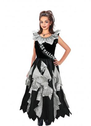Halloween Prom Queen Costume