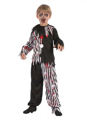 Bloody Harlequin Clown