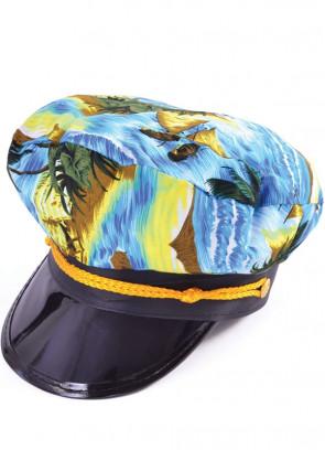Hawaiian Captain Hat
