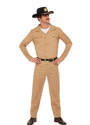 Hawkins Chief of Police – Sheriff Uniform