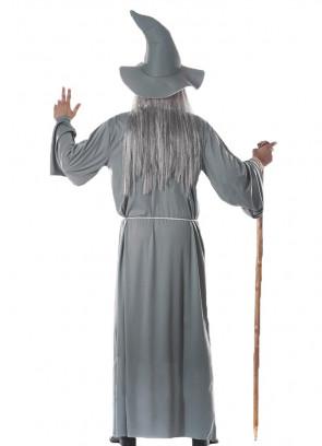 Men's Headmaster of the School of Wizardry