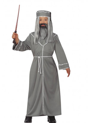 Boys Headmaster of the School of Wizardry Costume