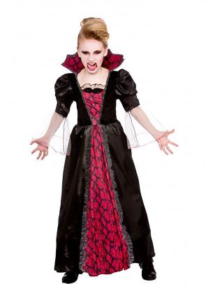 Victorian Vampiress Costume