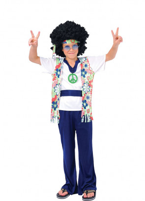 70s Hippie Dude Costume