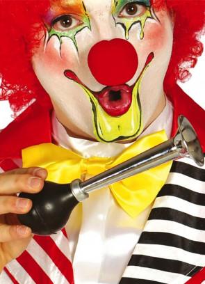 Honking Clown Horn - Metal 18cm