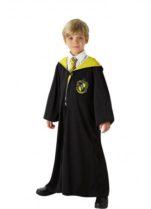 Hufflepuff Robe - Harry Potter Costume