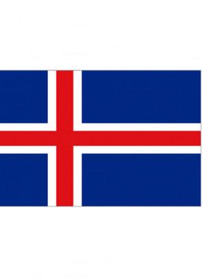 Iceland Flag 5x3