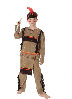 Indian Boy Costume