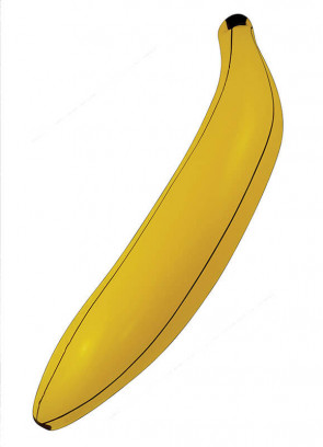 Inflatable Banana (Large) 160cm