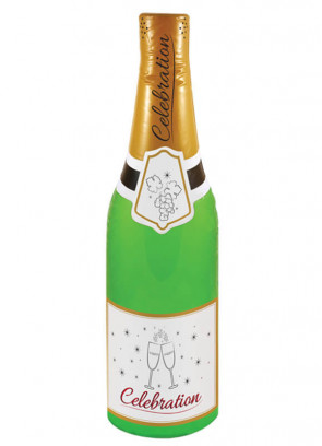 Inflatable Champagne Bottle – 180cm