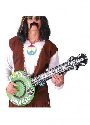 Inflatable Hippie Banjo
