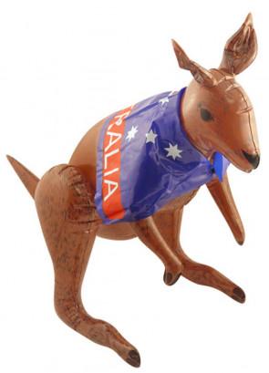 Inflatable Australian Kangaroo