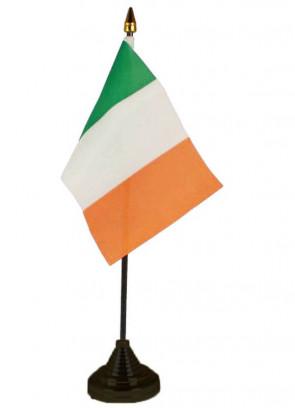 """Ireland Table Flag 6"""" x 4"""""""