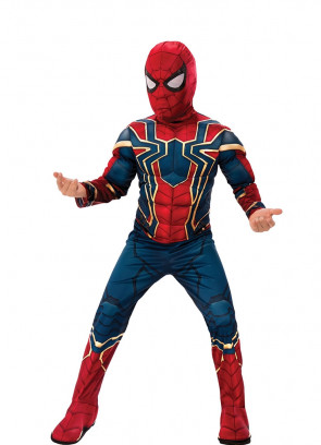 Deluxe Iron Spider – Spiderman - Avengers Infinity War – Marvel