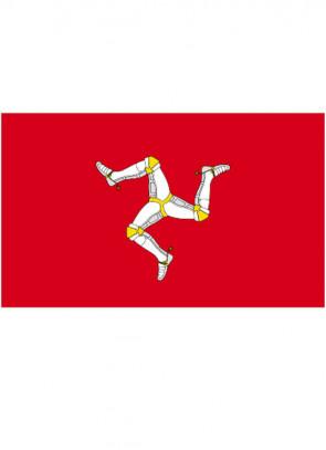 Isle Of Man Flag 5x3