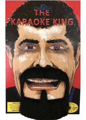 Karaoke King Ginger Goatee