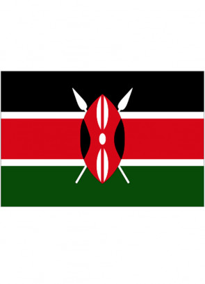 Kenya Flag 5x3