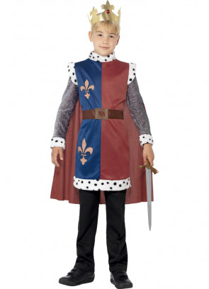 King Arthur (Boys) Costume