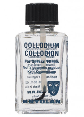 Kryolan Collodion Scarring Material 30ml