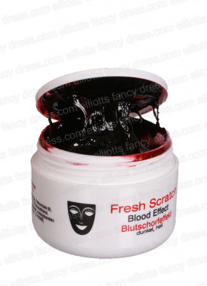Kryolan Fresh Scratch Blood Dark 30ml (Deep Wound Effect)